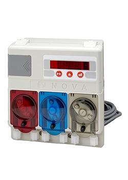 3 Pump Warewash Product Dispenser (9102)