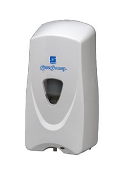 Lite'n Foamy® Touch Free Dispenser - White (9772)