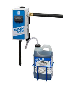 Clean on the Go® Bottle Fill Dispenser (flex-gap) (99093)